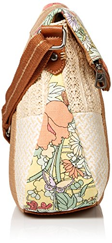 Bag Artist Power Circle Body Foldover Flower Sakroots Sunlight Cross 8XqxAw5Td