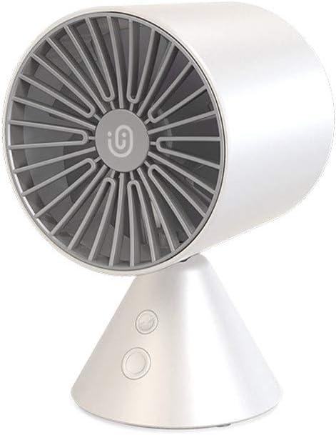 FBGood Ventilador silencioso – Mini Ventilador de Escritorio USB ...