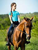 BALEAF Girls Riding Pants Equestrian Horse Kids