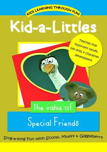 Kid-A-Littles: Value of Special Friends [DVD]