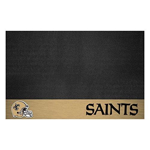 Fanmats NFL New Orleans Saints Vinyl Grill (New Orleans Saints Grill)