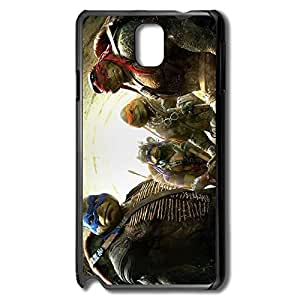 Ninja Turtles Scratch Case Cover For Samsung Note 3 - Style Case