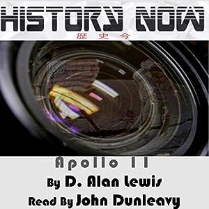 History Now!: Apollo 11 Audiobook