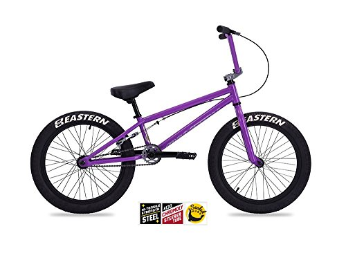 EASTERN COBRA BMX BIKE 2017 BICYCLE PURPLE