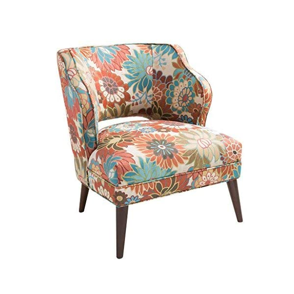 Madison Park Open Back Accent Chair Cody/Multi