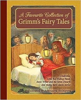 Original Cinderella Story Grimm Brothers