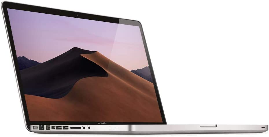 Apple MacBook Pro 15in Laptop Intel QuadCore i7 2.6GHz (MD104LL/A), 16GB Memory, 480GB Solid State Drive, Thunderbolt (Renewed)