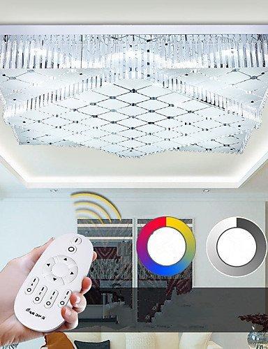 DXZMBDM® 5 Zeitgenössisch Kristall / LED Andere Metall Unterputz Wohnzimmer / Schlafzimmer / Esszimmer , multi color-220-240v