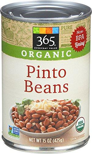 Large Product Image of 365 Everyday Value, Organic Pinto Beans, 15 oz
