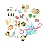 Lori Doll Gourmet Market Accessory Set