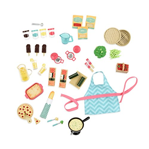 Lori Doll Gourmet Market Accessory Set