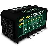Battery Tender 5-Bank 021-0133, 4 Amp, 6V or 12V Lithium Only Selectable Commercial Battery Management System