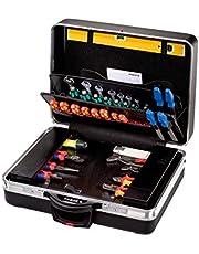 PARAT 489.610-171 Classic gereedschapskoffer Kingsize Plus rolbaar met CP-7 gereedschapshouders, zwart (zonder inhoud)