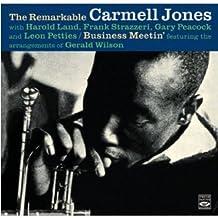 34;The Remarkable Carmell Jones34; + 34;Business Meetin'34;