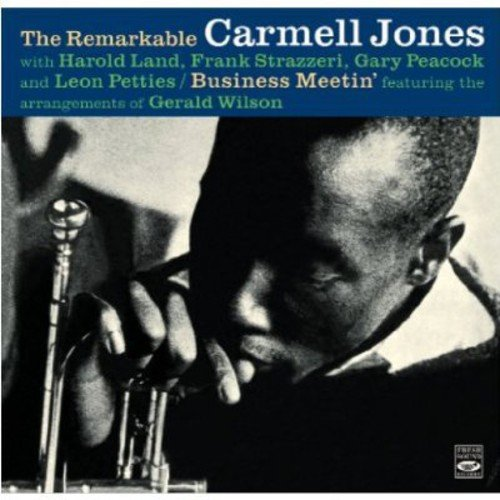 """Price comparison product image """"The Remarkable Carmell Jones"""" + """"Business Meetin'"""""""