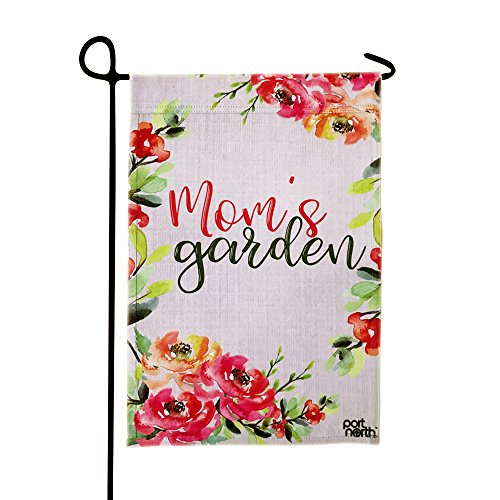 Port North Moms Garden Outdoor Garden Flag
