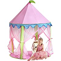 Sonyabecca Princess Castle Tent, Tent for Girls Pop up...