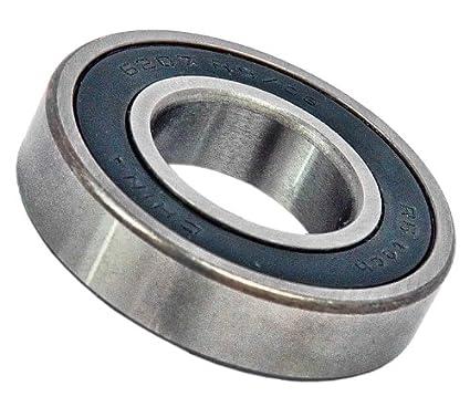 Plastic Nylon POM Ball Bearing Bearings 35*75*17 6207 4 PCS 35x75x17 mm