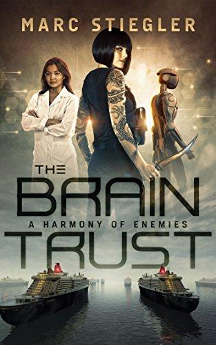 The Braintrust: A Harmony of Enemies cover