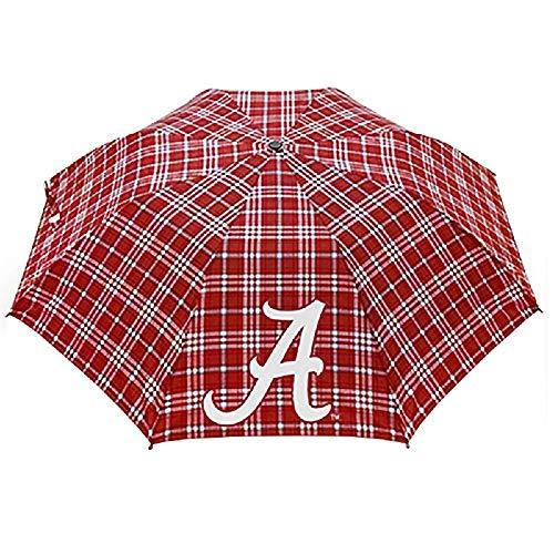 Sevens Sons Rainmate Rainwear NCAA Alabama Crimson Tide 60-Inch Golf Umbrella Official Tartan