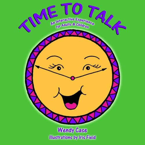 Time to Talk: An Interactive Experience for Adults & Children