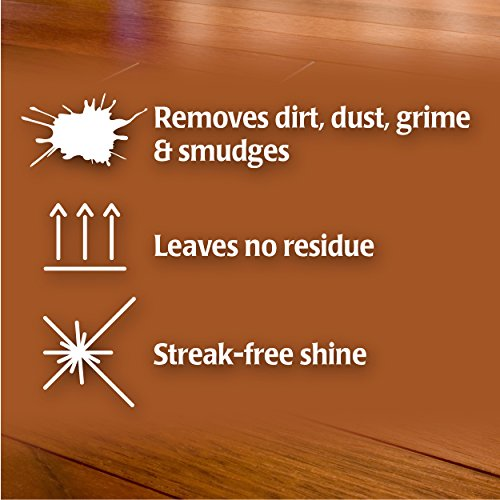 Cleaning Ceramic Tile Floors Naturally AUTHENTIC Weiman Hardwood Floor Cleaner – Surface Safe, No ...