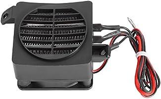 Calentador de Fan eléctrico Constante de la Temperatura PTC para la incubadora de calefacción del Espacio pequeño del Coche: Amazon.es: Electrónica