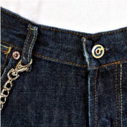 Fake London Genius - Jeans - Homme Bleu bleu