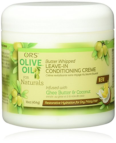 (ORS Olive Oil for Naturals Butter Whipped Leave In Conditioning Creme)