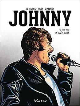 bande dessinee johnny hallyday