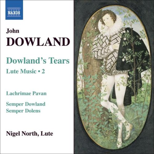 Dowland's Tears (after Dowland's Book of Songs, Book 2: I saw my lady weep): Dowland's Tears (arr. N. North of I Saw My Lady Weep) (Dowlands Tears)