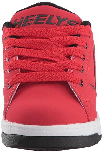 Heelys Propel 2.0 Uomo Sneaker Rosso / Nero / Bianco