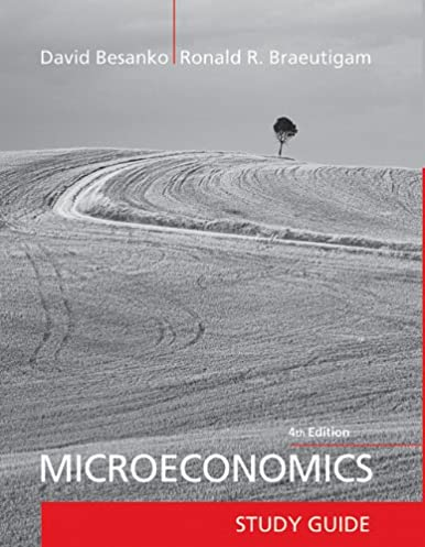 microeconomics study guide 9781118027059 economics books amazon com rh amazon com Microeconomics For Dummies Microeconomics For Dummies