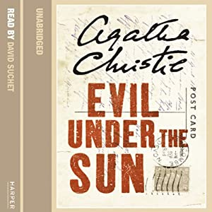 Evil Under the Sun Hörbuch