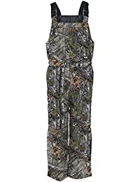 Men's Legend Insulated Bib Overall with Drytec Water Repellent Finish