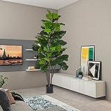 Woooow Artificial Fiddle Leaf Fig Tree in