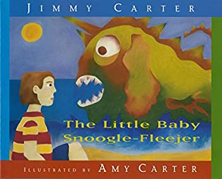 book cover of The Little Baby Snoogle-fleejer