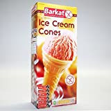 Barkat Gluten Free Ice Cream Cones60g