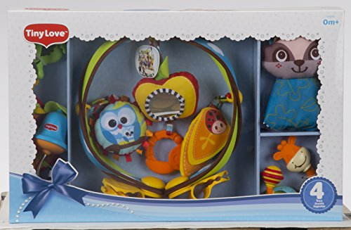 - Tiny Love Premium Toy Gift Box Set