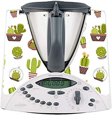 thermodernizate- Cactus Vinilos Thermomix TM31: Amazon.es