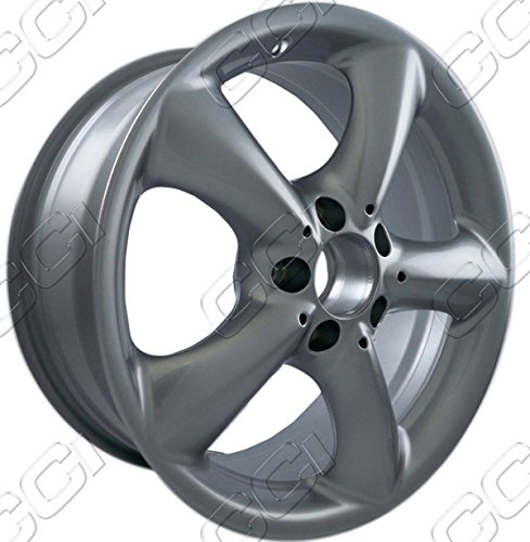 17-Sparkle-Silver-New-OEM-Wheels-for-05-06-MERCEDES-C230