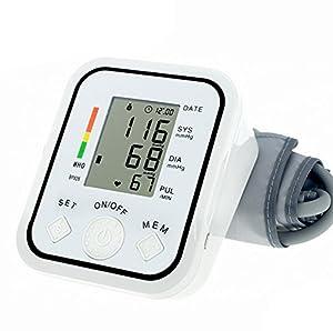 askliy Sphygmomanometer/Pressure Stethoscope sanguinea/Arm Blood Pressure Manual/Blood Pressure Monitor LCD Digital Screen with Handle