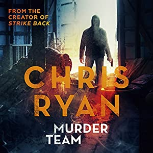 Murder Team Audiobook