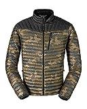 Eddie Bauer Men's MicroTherm StormDown Jacket, Dk Loden Regular S