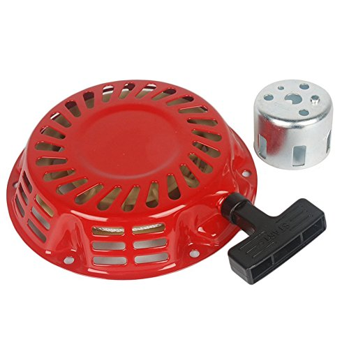 HIFROM Recoil Pull Starter Start Cup Assembly for Harbor Freight Predator 212CC 173CC 6.5 7 HP Engine 69730 69727