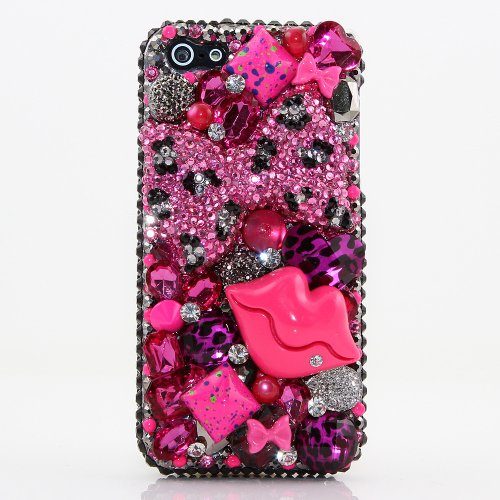 online retailer ef87b f42d0 BlingAngels® 3D Luxury Amazon Fire Phone Bling Case Cover Faceplate ...