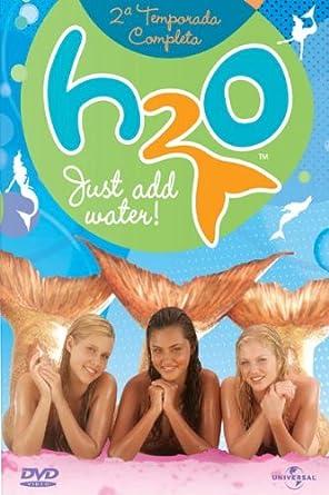 H2O (2ª temporada) [DVD]: Amazon.es: Cariba Heine, Claire Holt, Angus Mclaren, Cleo Massey, Ariu Lang Sio, Phoebe Tonkin, Varios, Cariba Heine, Claire Holt: Cine y Series TV