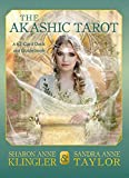 img - for The Akashic Tarot: A 62-Card Deck and Guidebook book / textbook / text book