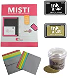 MISTI STAMP TOOL BUNDLE-Ink Pads, Embossing Powder and Note Cards