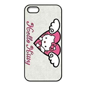 Hello Kitty iPhone 4 4s Cell Phone Case Black yyfabd-010286